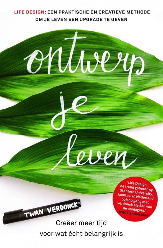 Cover boek 'Ontwerp je leven'