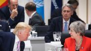 Trump haalt uit naar May en wil geen contact meer met Britse ambassadeur in VS