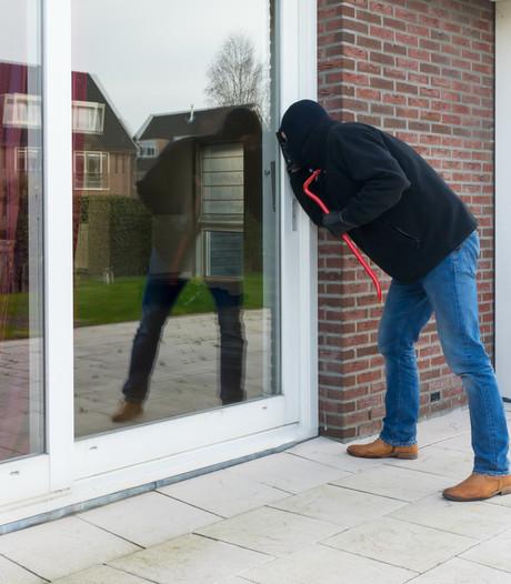 100 inbraken in 2 jaar, inbreker die ook toesloeg in Valkenswaard hoort maximale straf van acht jaar