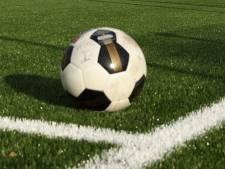 Drie penalty's bij de wedstrijd Acht - SDO'39