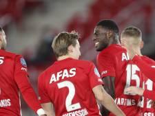 AZ kan kampioensteam evenaren, elf Fortuna-spelers wonnen nooit een eredivisieduel