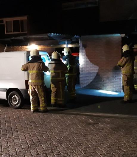 Twee huizen ontruimd na mogelijk gaslek in Dinxperlo