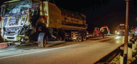 Trucker (48) deed er alles aan om fatale aanrijding N270 te voorkomen: 'Maar het lukte niet meer'