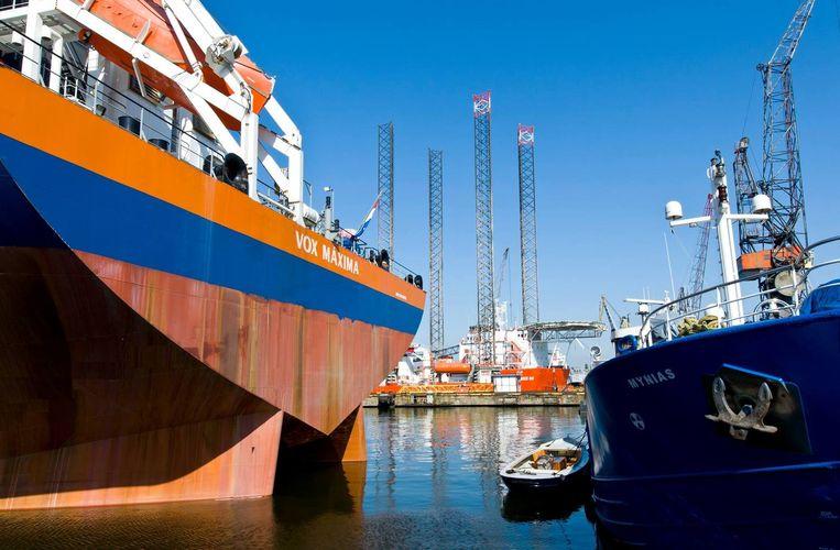Havenrondvaart Beeld Havenbedrijf