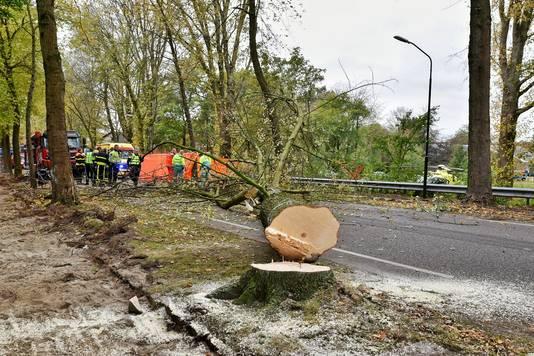Ongeval Hilvarenbeek