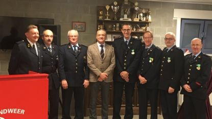 Brandweerpost Herzele viert Sint-Barbara