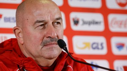 "Russische bondscoach hoopt op stunt tegen Duivels: ""Weet dat we kansen zullen krijgen"""