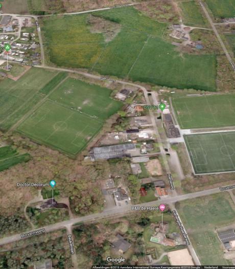 Voetbalclub DSV'61 verhuist voorlopig nog lang niet richting kern van Doornspijk