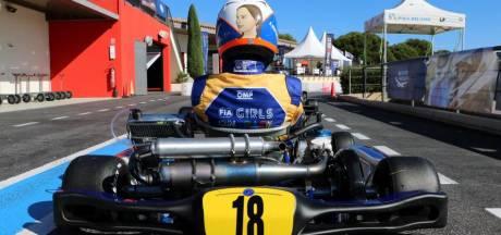 Coureur Esmee (15) weer een stapje dichter bij felbegeerd contract Formule 1-team Ferrari
