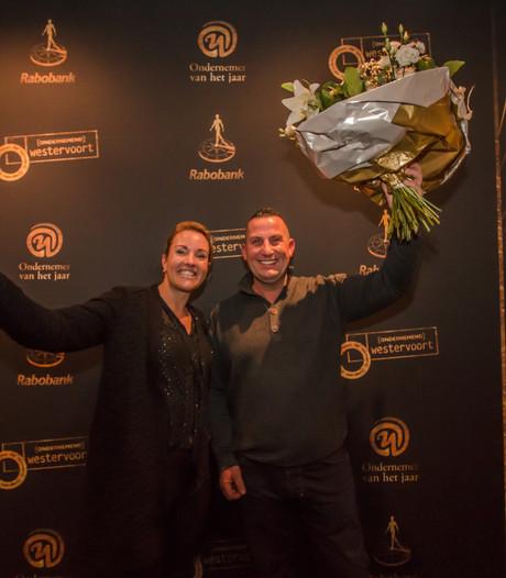 Bas Bloemberg ondernemer van het jaar in Westervoort