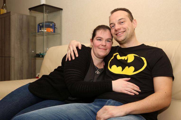 Debby Verbeeck en Koen De Cooman vonden het geluk bij elkaar via een datingsite.