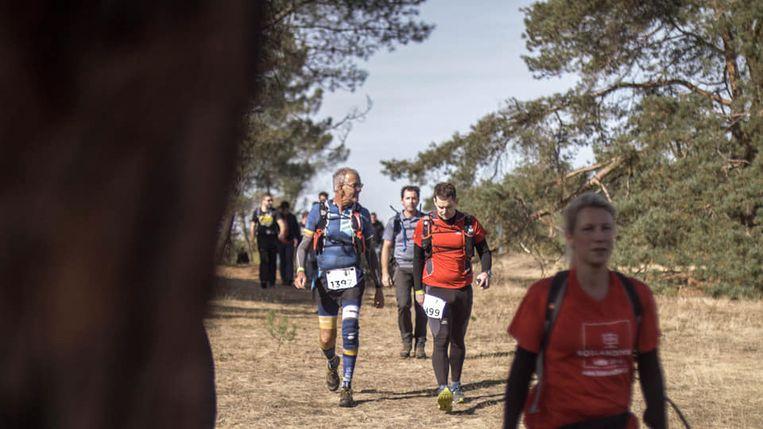 Vorig jaar deden 1.400 mensen mee, 1.200 bereikten de finish.