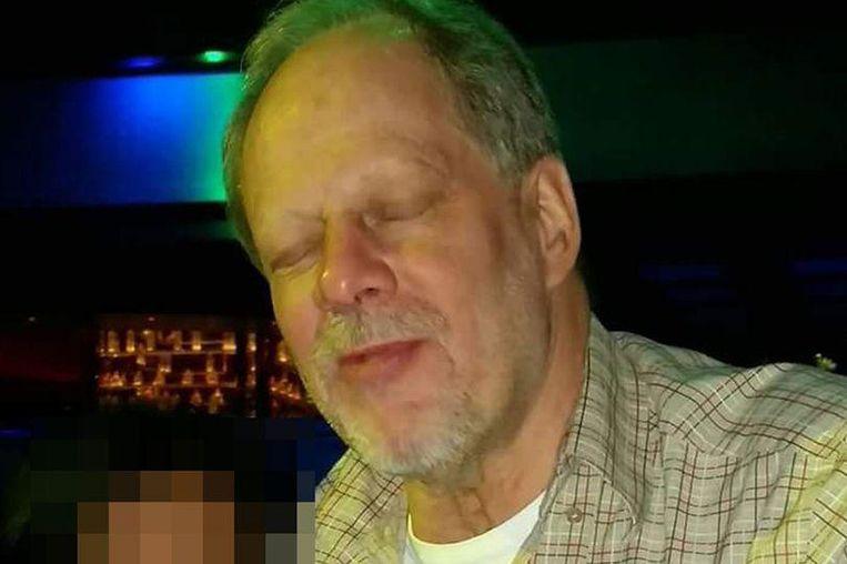 De dader van de schietpartij, de 64-jarige Stephen Paddock uit Mesquite, Nevada.