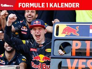 Formule 1: Seizoen 2017