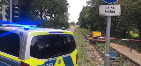 Opnieuw ongeluk op spoorlijntje Nijmegen-Kleef, traumaheli ingezet