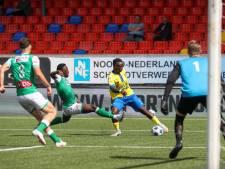 Vooral vraagtekens na laatste test FC Dordrecht: 'We zullen nog heel wat werk moeten verrichten'