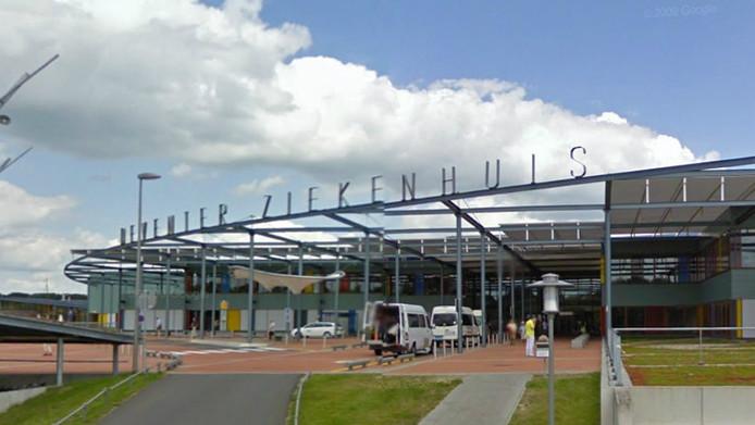 Het Deventer Ziekenhuis.