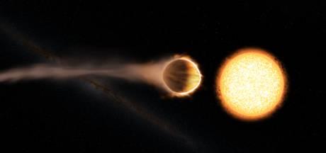 Planeet gevonden met atmosfeer lijkend op die van aarde