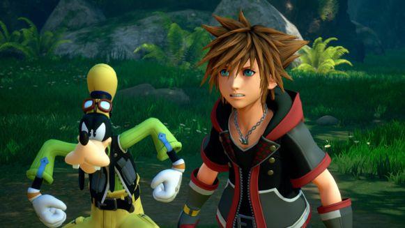 Kingdom Hearts III.