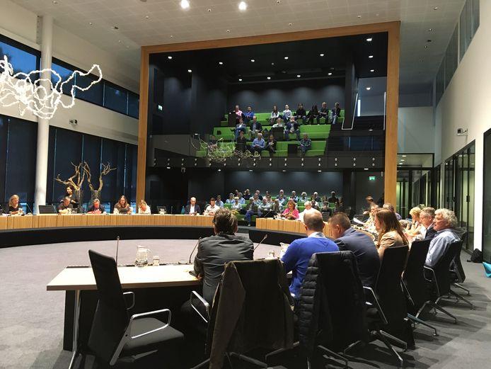 De politiek vergadert over plan Wal Kwartier.