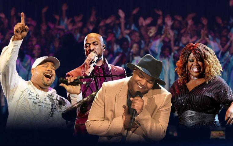 Onder andere Berget Lewis, Brace en Do zullen het podium betreden Beeld Gospel Festival Amsterdam