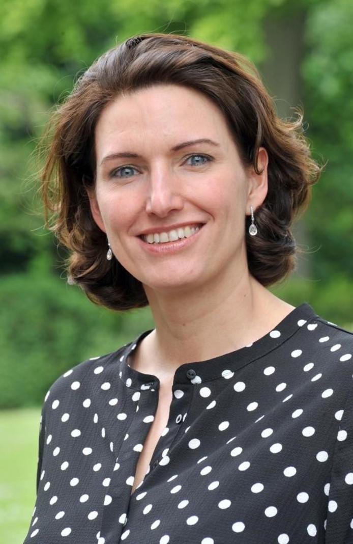Wethouder Nicole Dierdorp, D66 Rijswijk