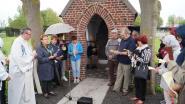 Gerestaureerde Lourdeskapel heringewijd