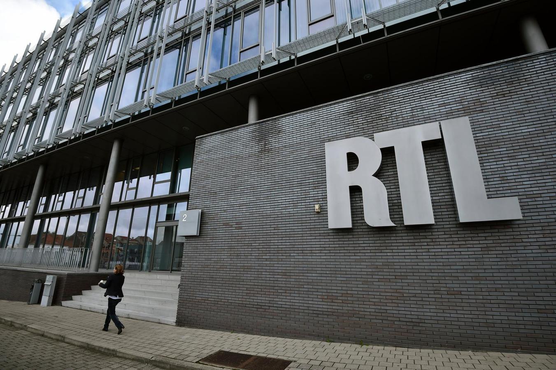 La RTL House à Bruxelles.