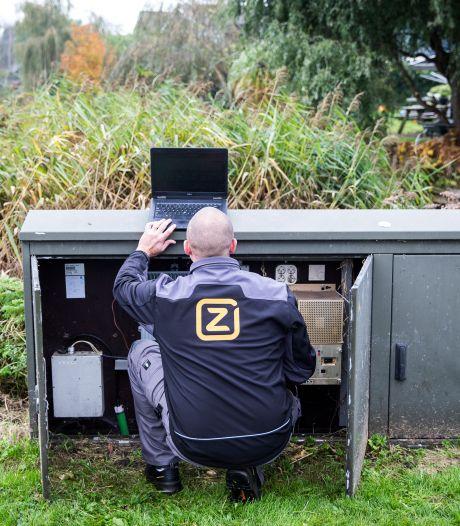 Ziggo sluit Amsterdam aan op sneller internet