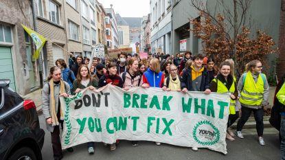 Elfde klimaatmars lokt 300 betogers