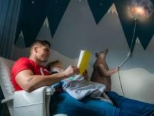 Rico Verhoeven geniet van zijn weekend en Mathieu van der Poel heeft het zwaar op maandag