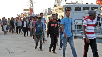 156 migranten onderschept voor kust van Tripoli