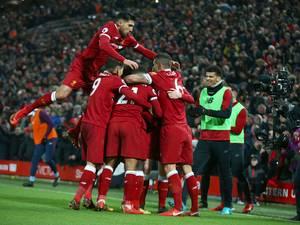 Recordreeks City voorbij na doelpuntrijke thriller tegen Liverpool