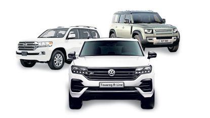 """Miljardenboetes dreigen voor autofabrikanten: """"Stop verkoop SUV's met 400 pk"""""""