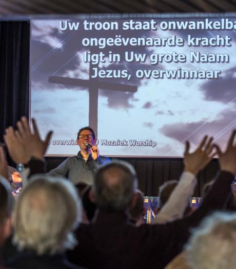 De Vrije Baptistengemeenschap in Wierden blijft groeien
