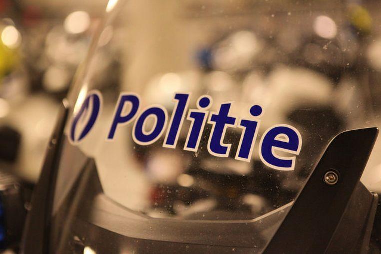 De politie  van Antwerpen deed een onderzoek in de buurt maar vond geen verdachten terug.