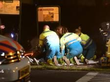 Man gewond na eenzijdig scooterongeval