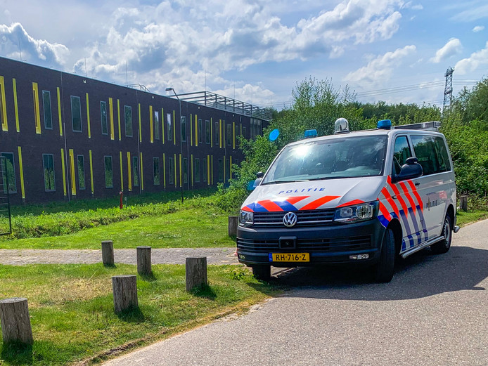 De Woenselse Poort.Geen Gewonden Bij Brandje In Woenselse Poort Eindhoven Eindhoven