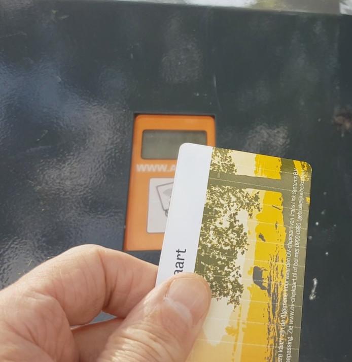 Culemborg afvalcontainers te openen met ov-chipkaart