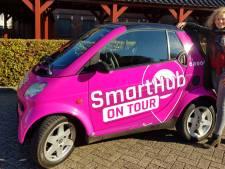 Met de Smart naar een nieuwe baan in de Achterhoek