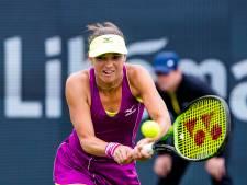 Tennisster Schoofs voortvarend van start