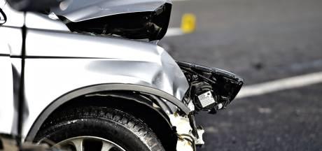 Automobilist gewond na eenzijdig verkeersongeval op A17 bij Oud Gastel