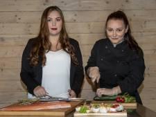 Savannah (23) uit Vroomshoop gaat sushi bezorgen in heel Twenterand: 'Gat in de markt'