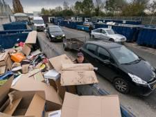 Boxtelaren kunnen hun troep weer kwijt: milieustraat woensdag weer open na tijdelijke corona-sluiting