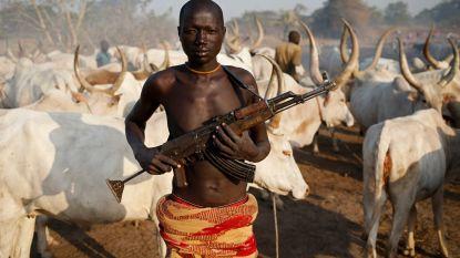 Zeker twintig mensen komen om bij veediefstal in Zuid-Soedan