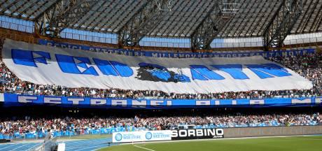 Fan van Napoli aangehouden voor doodrijden supporter Internazionale