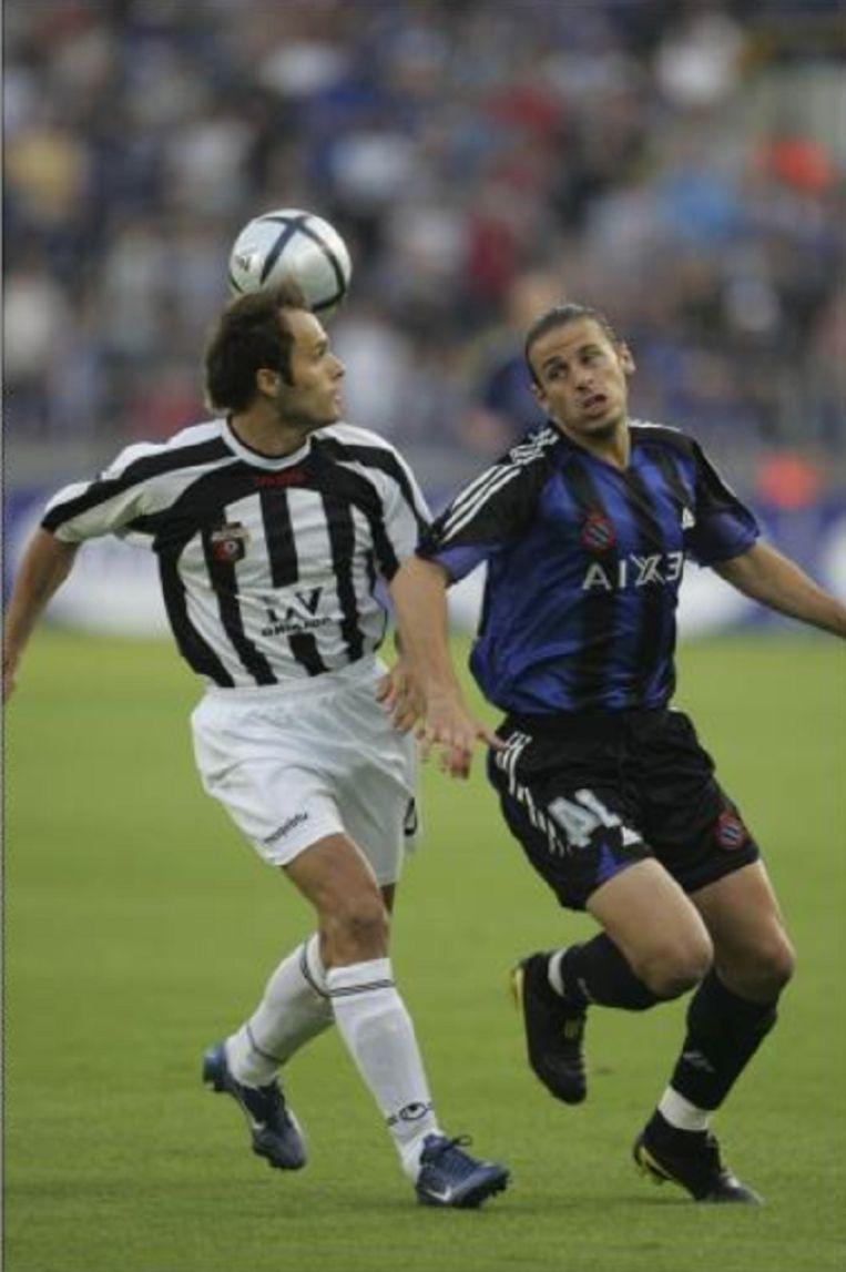 Bosko Balaban speelde met Club tegen Plovdiv uit Bulgarije.