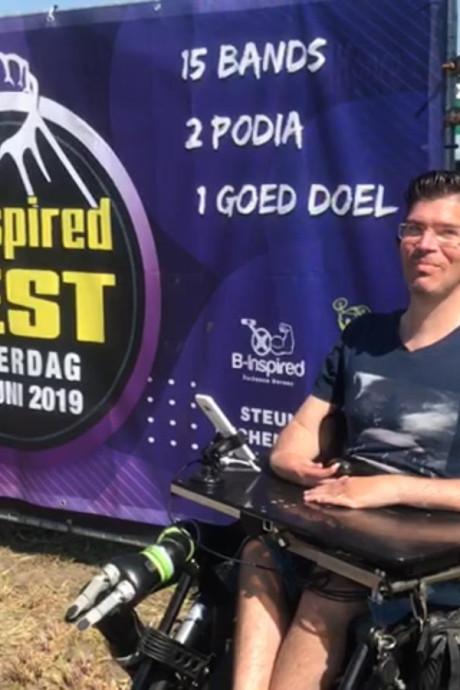 Met een optreden op Van Riets festival kan Guus Meeuwis alles goedmaken