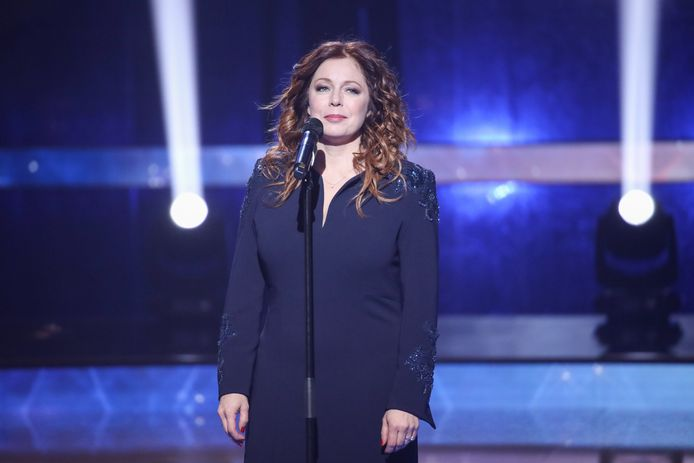 Isabelle Boulay.