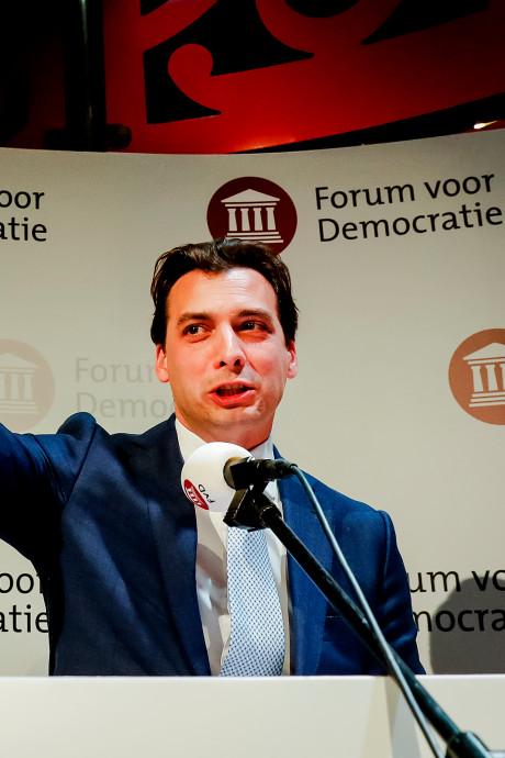 'Fascistische en gevaarlijke' speech verbaast Brabantse deskundige en bekende van Baudet